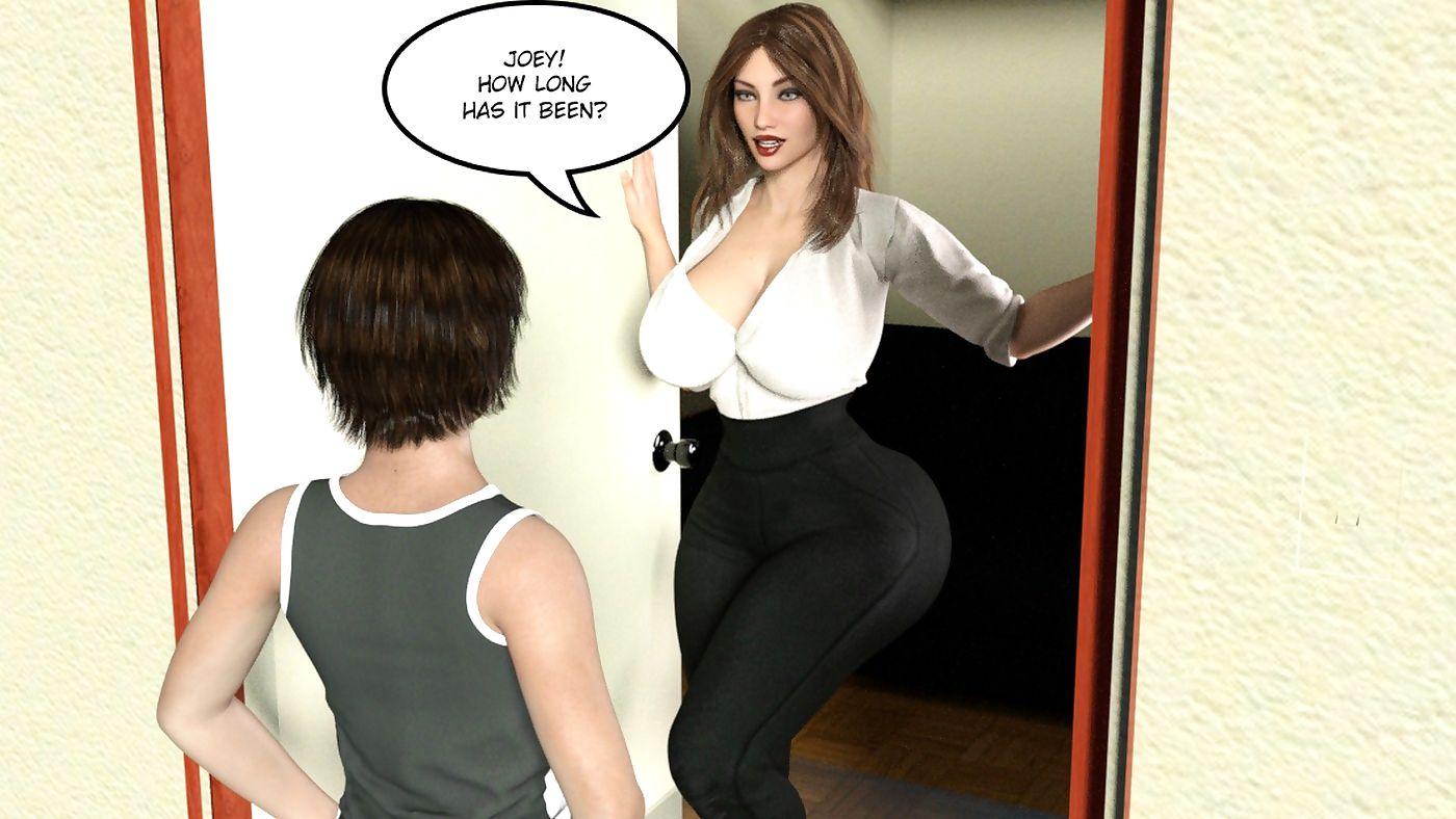 3D Incest – Unwilling Satisfaction
