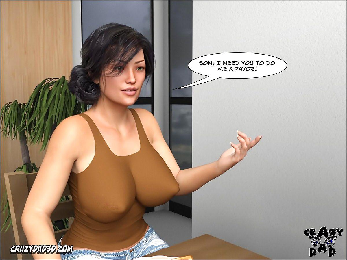 CrazyDad3D- Mother, Desire Forbidden 2