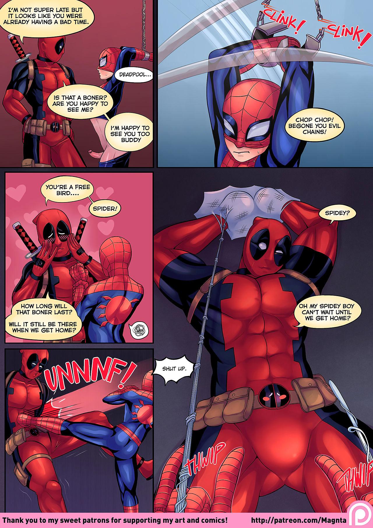 Spider-Man Rescued