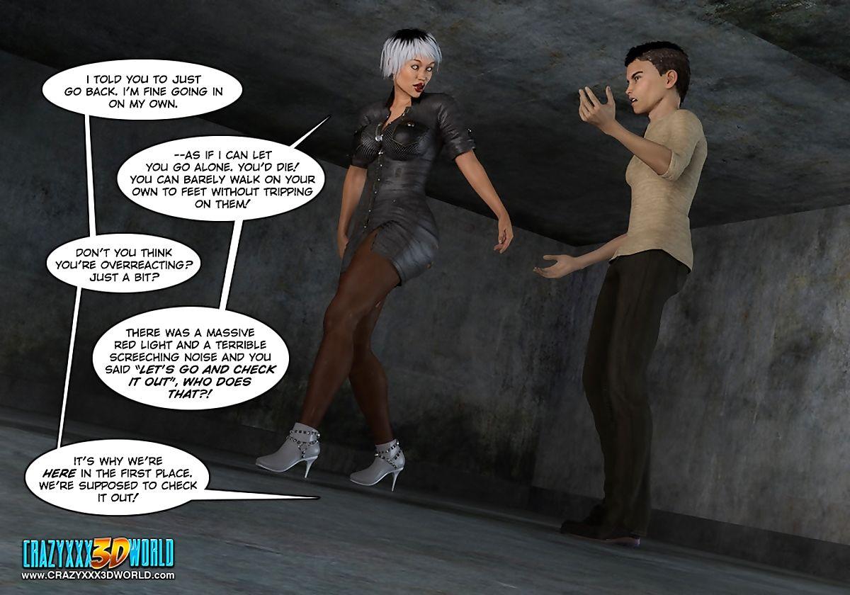 CrazyXXX3DWorld- ECHO – Episode 13