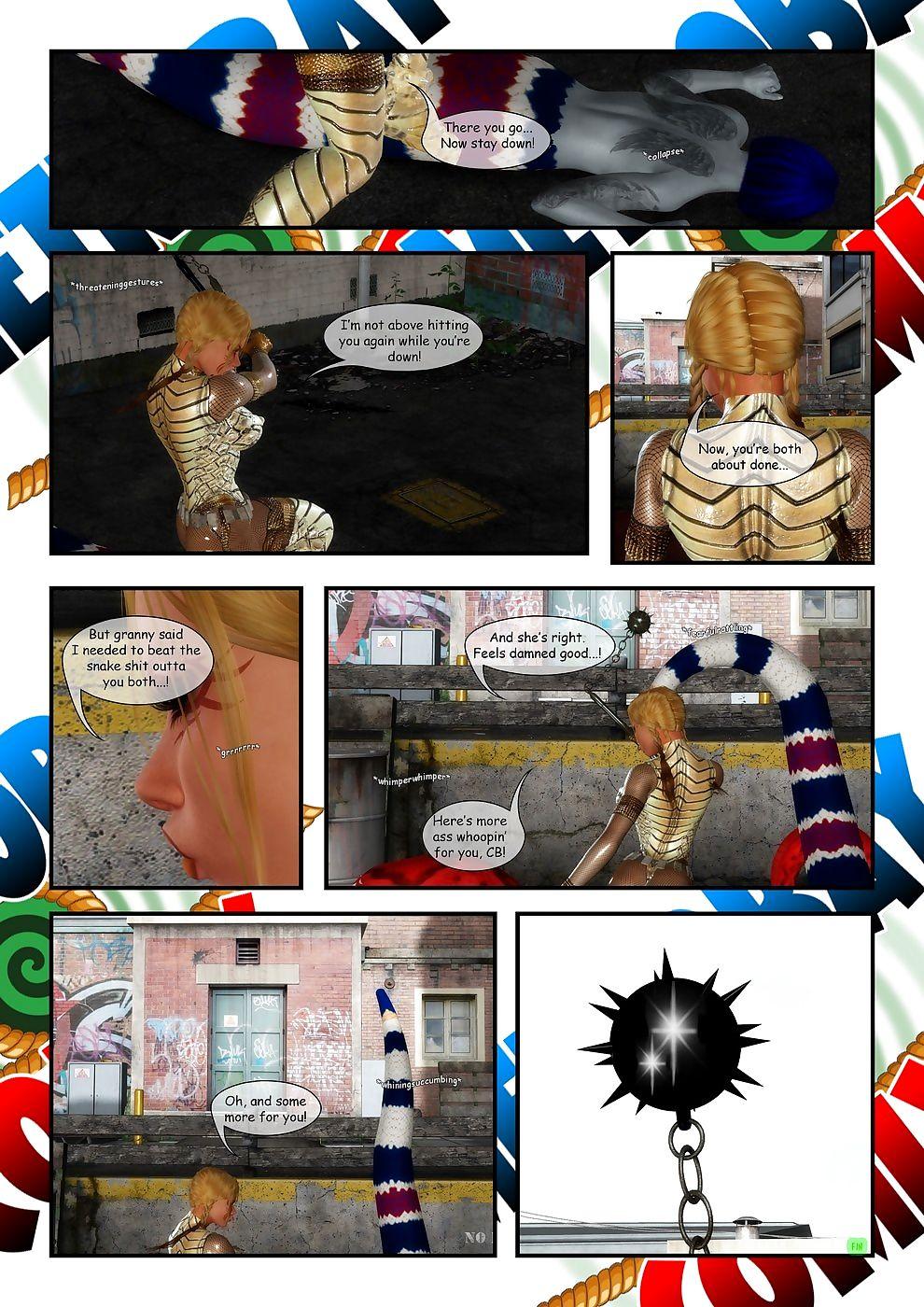 MetrobayComix- Canadian Beaver – Episode 7 – Part 7