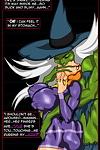 Jaegerbite- Scooby Doo! Monsters X-Rated