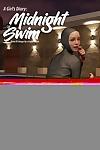 Crispycheese- Midnight swim
