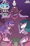 Star vs. the forces of evil- The real throne of Mewni