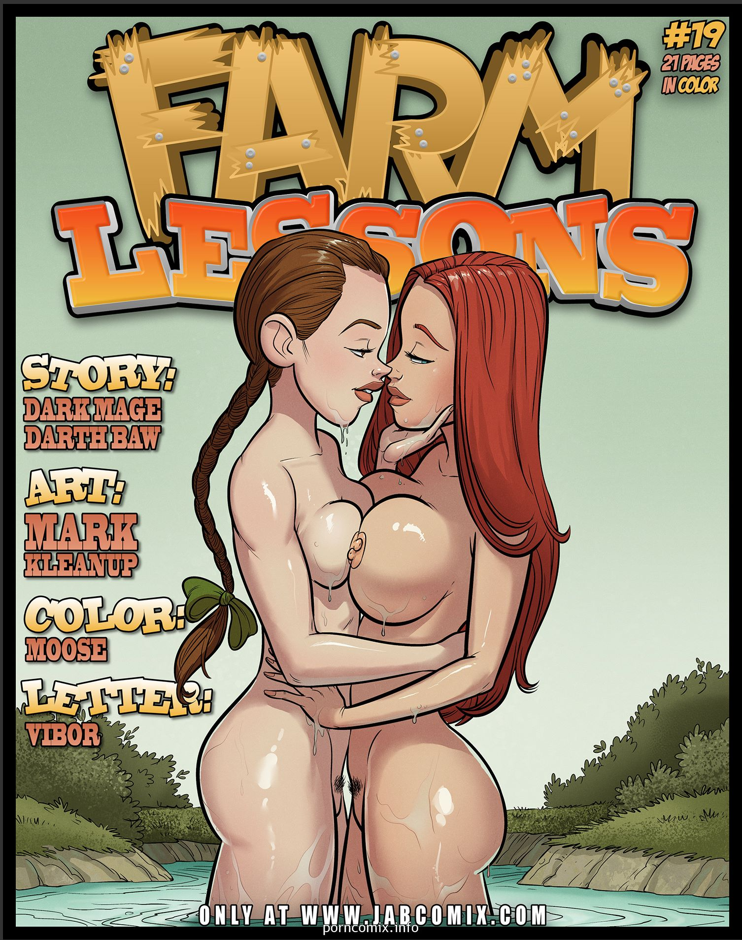 Jab Comix - Farm Lessons 19