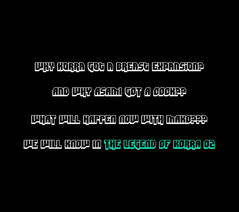 Legend Of Korra- After Shower,Witchking00 - part 3