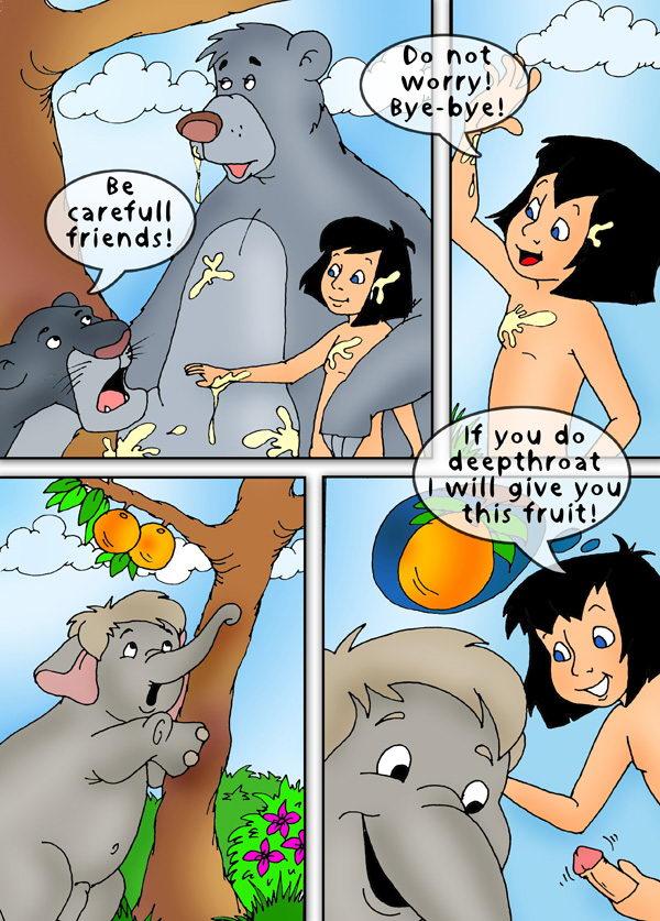 Mowgli Discover- Drawn-Sex