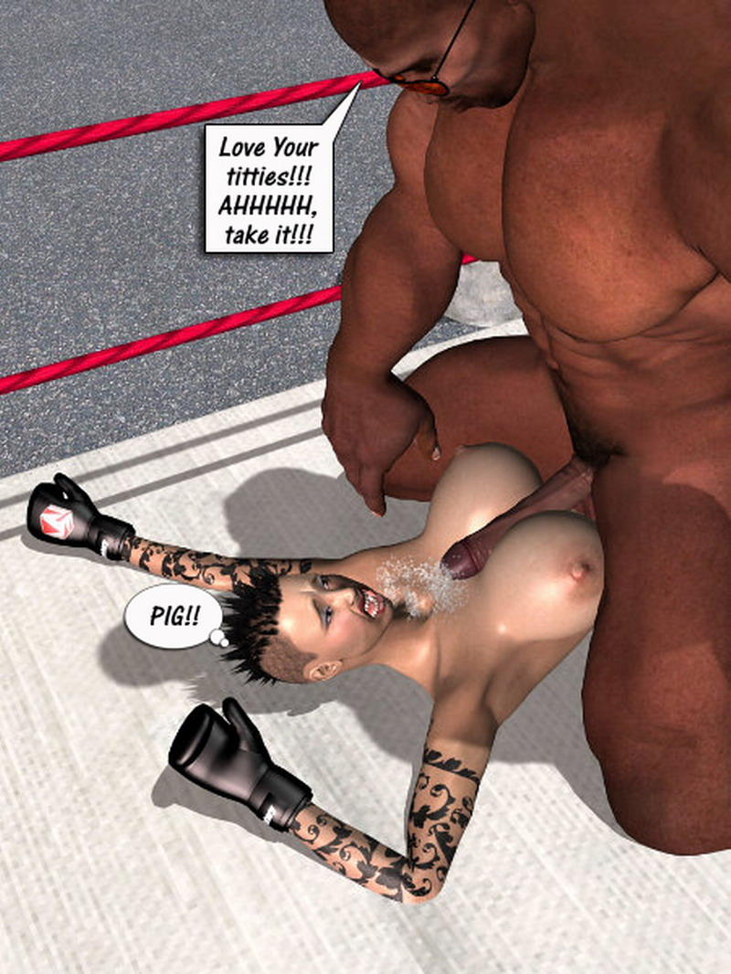 Monster Cock- I LUV MIKE T - part 3