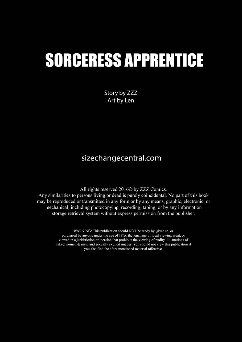 ZZZ- Sorceress Apprentice