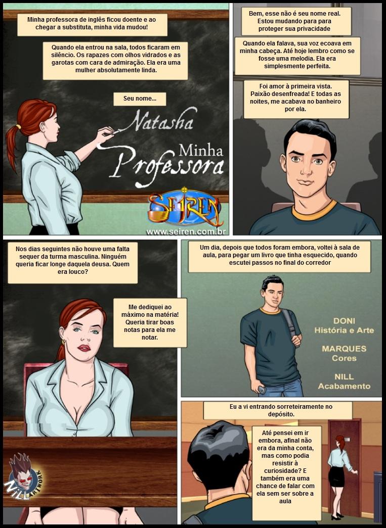 Minha Professora- My Teacher-Seiren