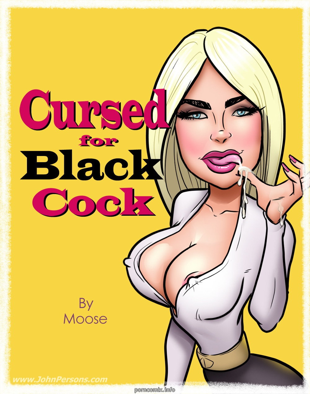 Cursed for Black Cock