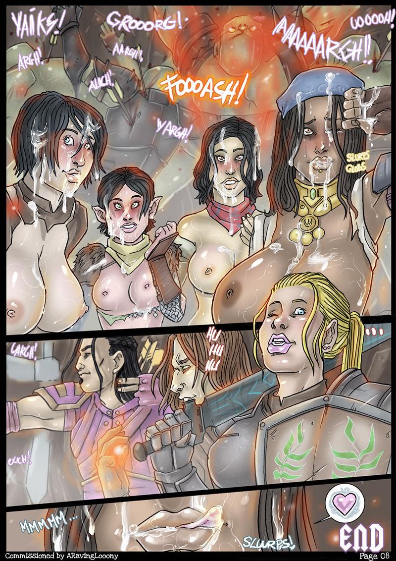 Darkspawn Party (Dragon Age)