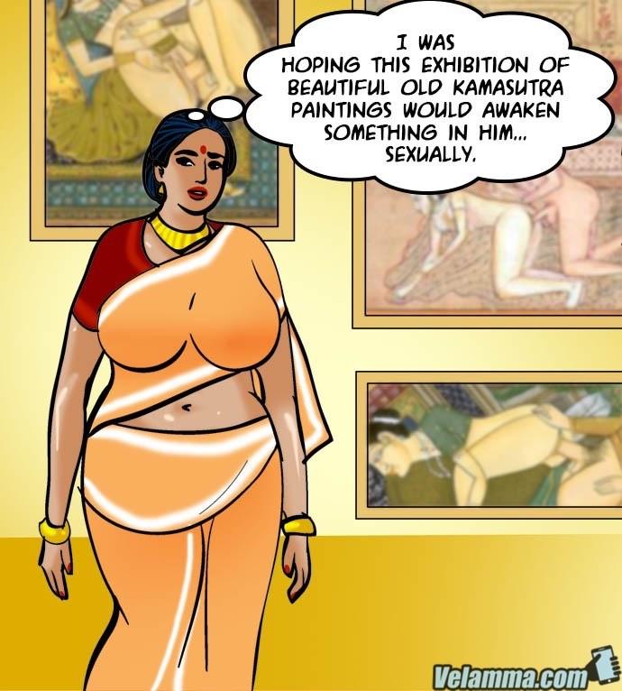 Velamma 62- A Piece of Art