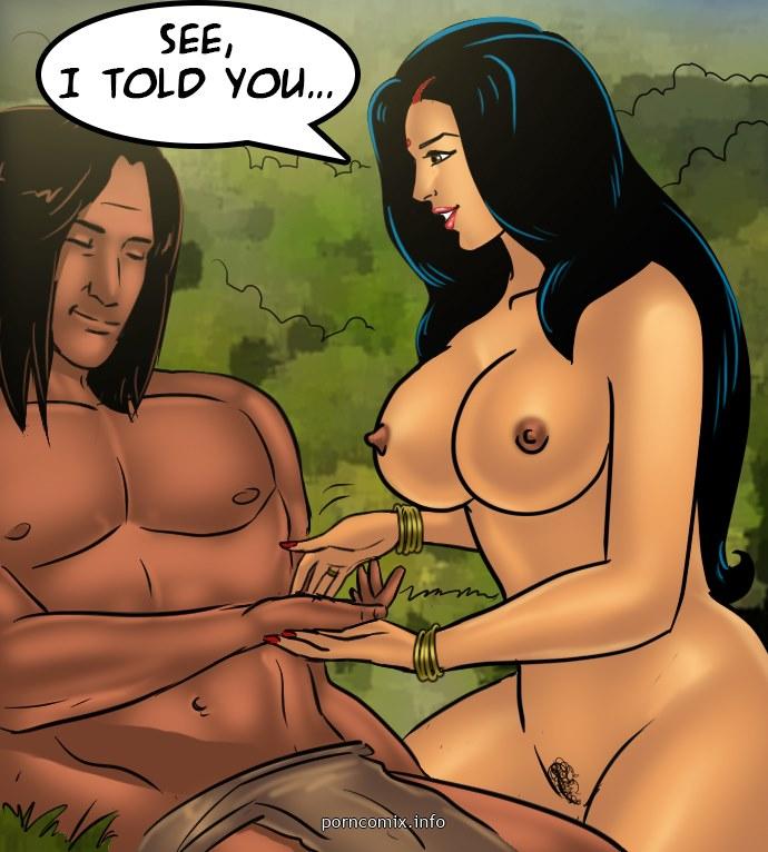 Savita Bhabhi 67- Jungle Love - part 10