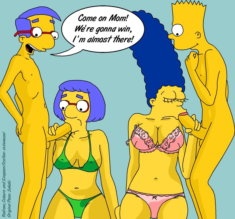 The Simpsons- evilweazel - part 5