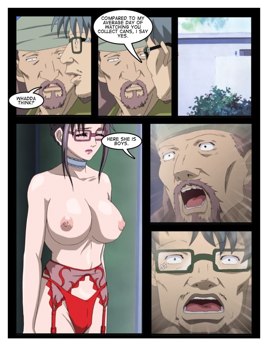 Submissive Mother 6 - part 2