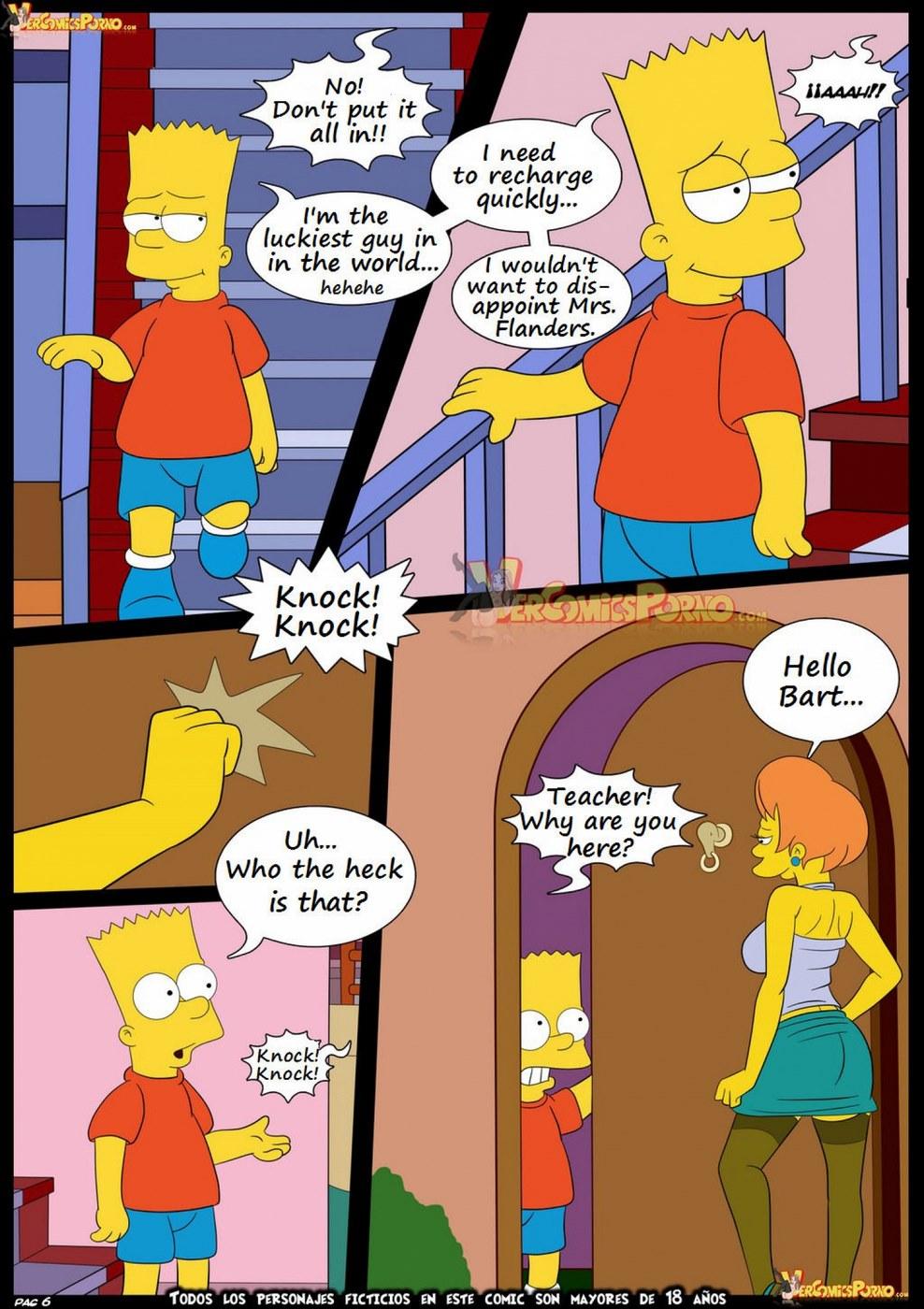 Los Simpsons 5- New Lessons, Croc