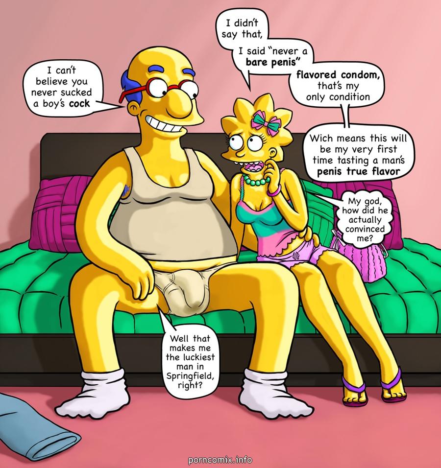 Dreams Cum True- Simpsons
