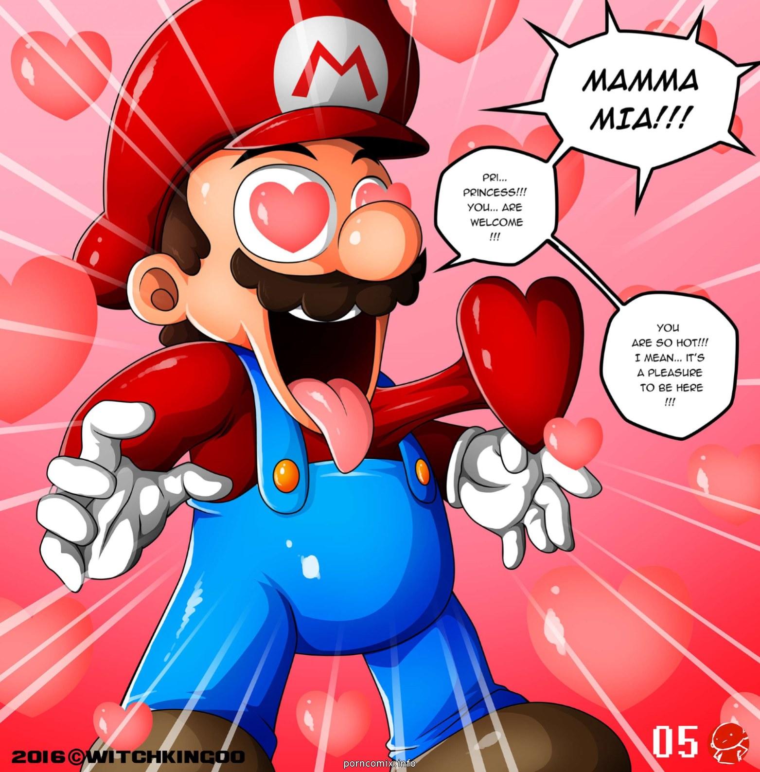 Princess Peach- Thanks You Mario