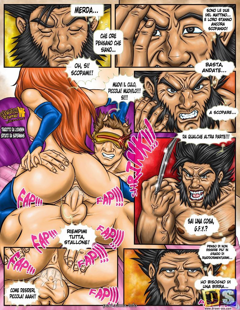 X-Men Hardcore