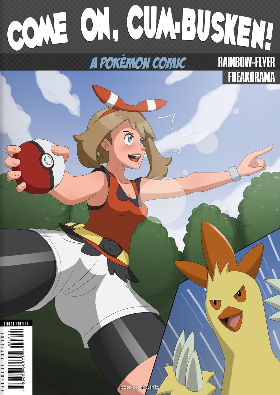 Come On, Cum-Busken! (Pokemon)