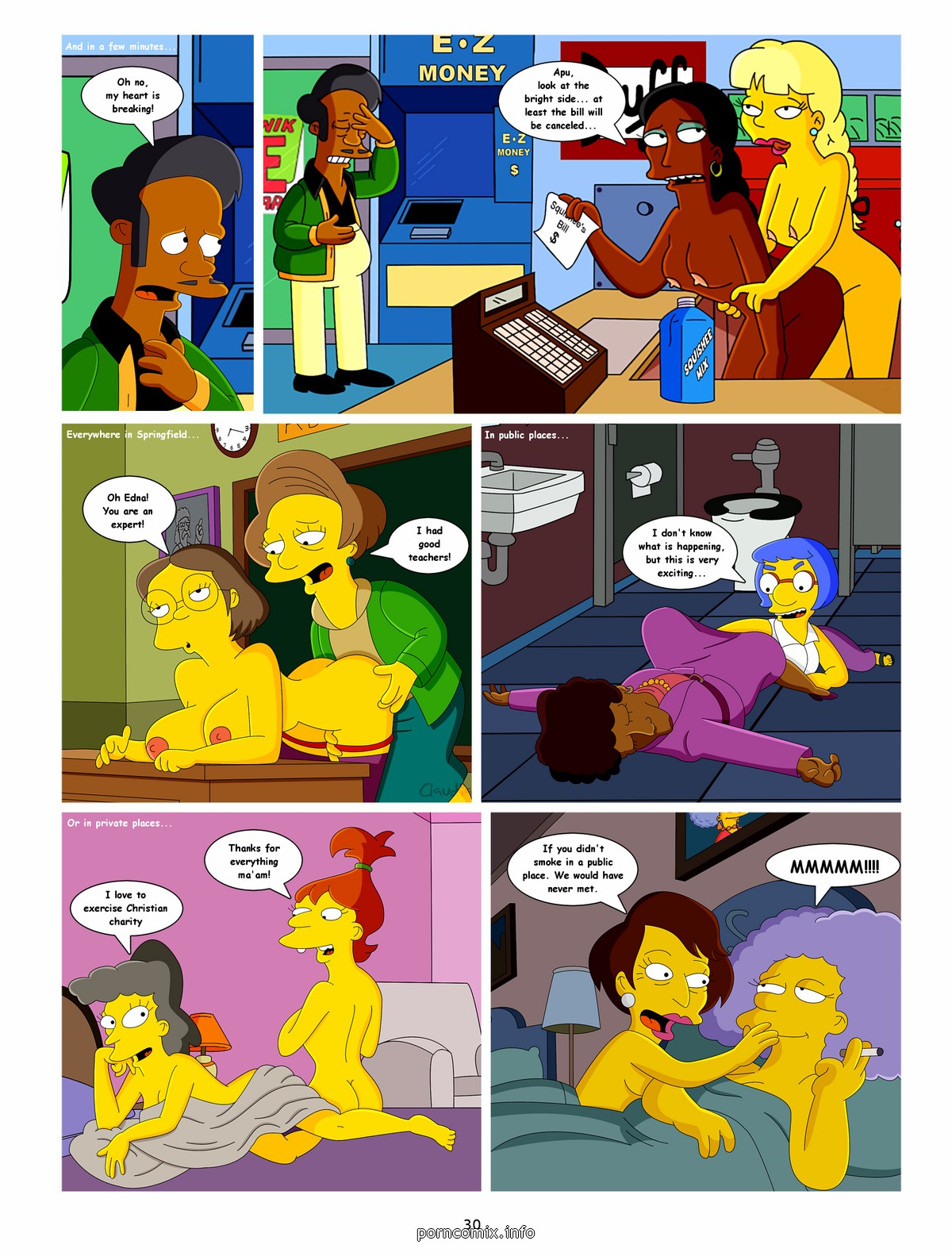The Simpsons -Conquest of Springfield - part 3