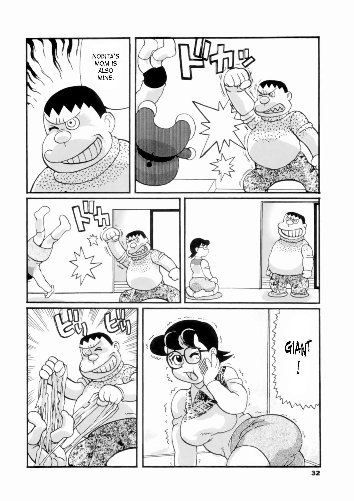 Doraemon-Nobita\' Mummy