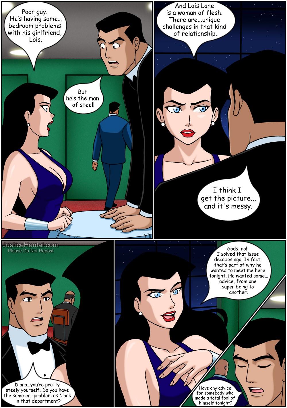 Justice Hentai 3 - part 2