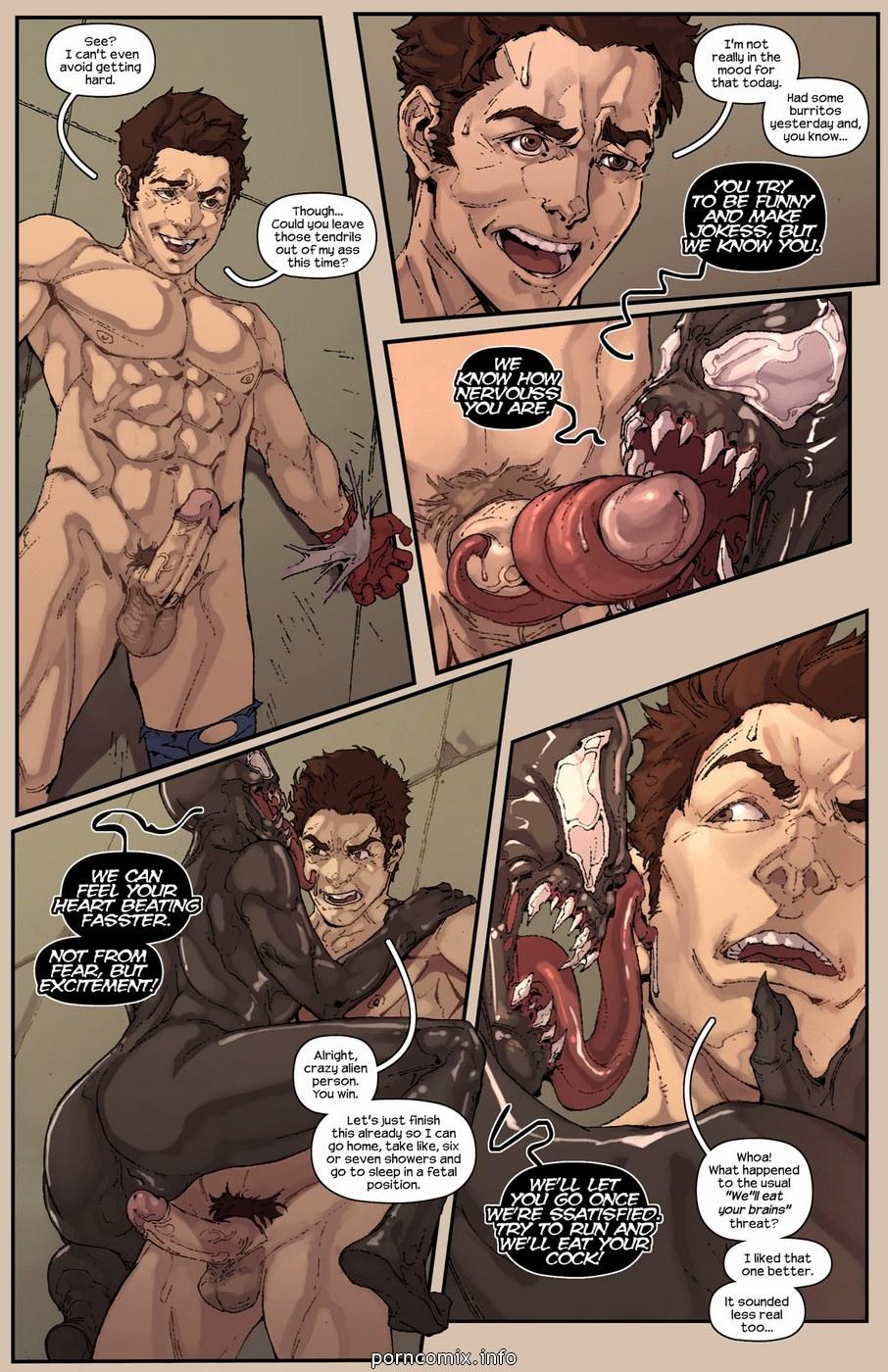 Spider-Man VENOMESS