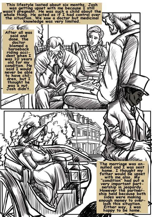 Plantation Living- illustrated interracial