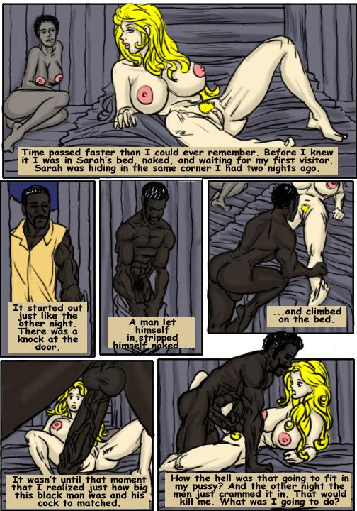 Plantation Living- illustrated interracial - part 2