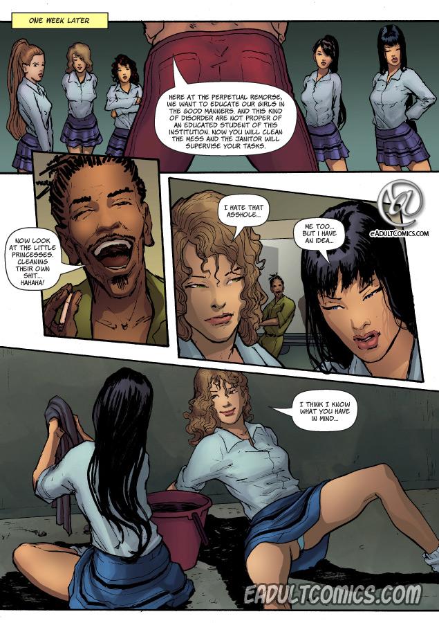 Schoolgirl\'s Revenge 10