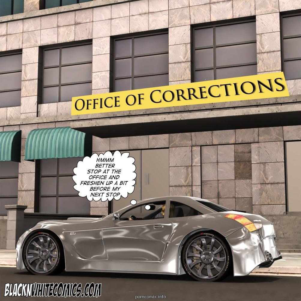 Parole Officer- BNW - part 3