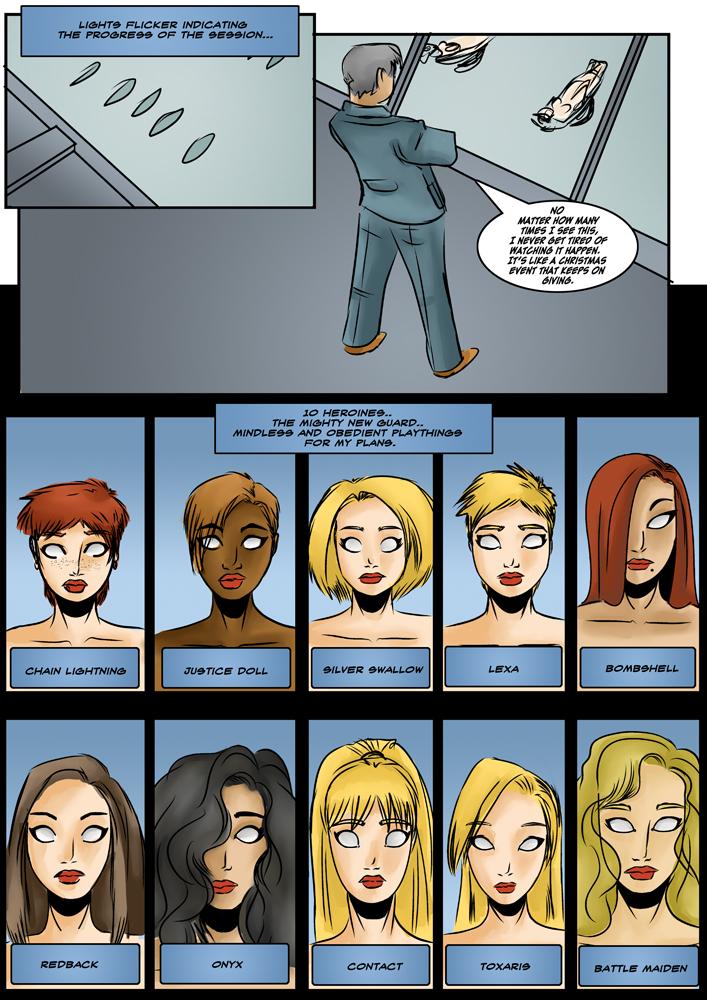 New Guard  1- Naughty Nurses Saga