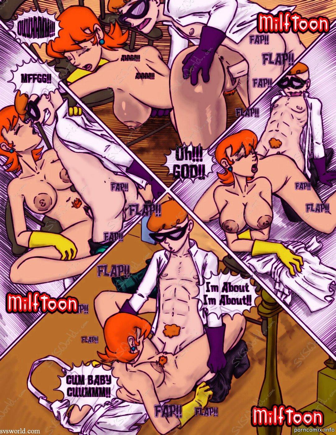 Milftoon- Daxter (Color)