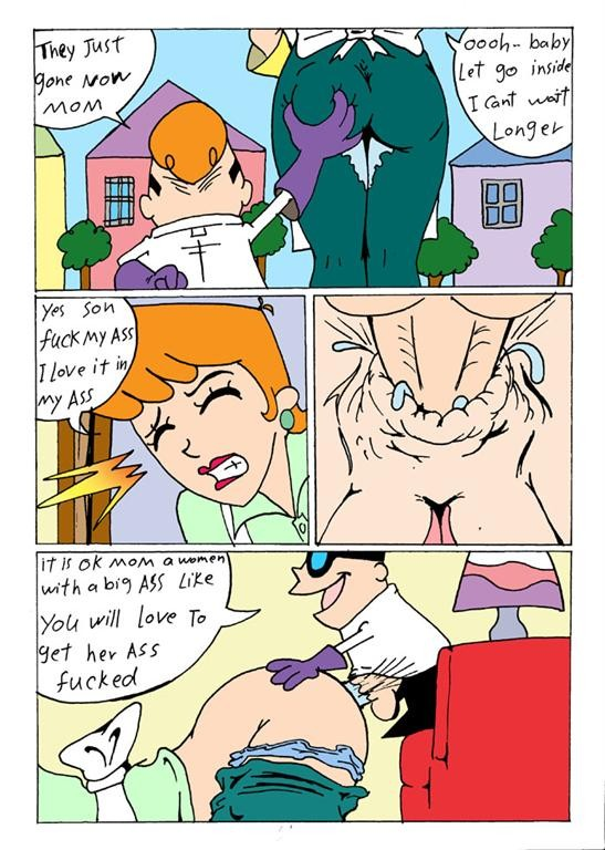 Dex Fix - Dexter\'s Laboratory - part 2
