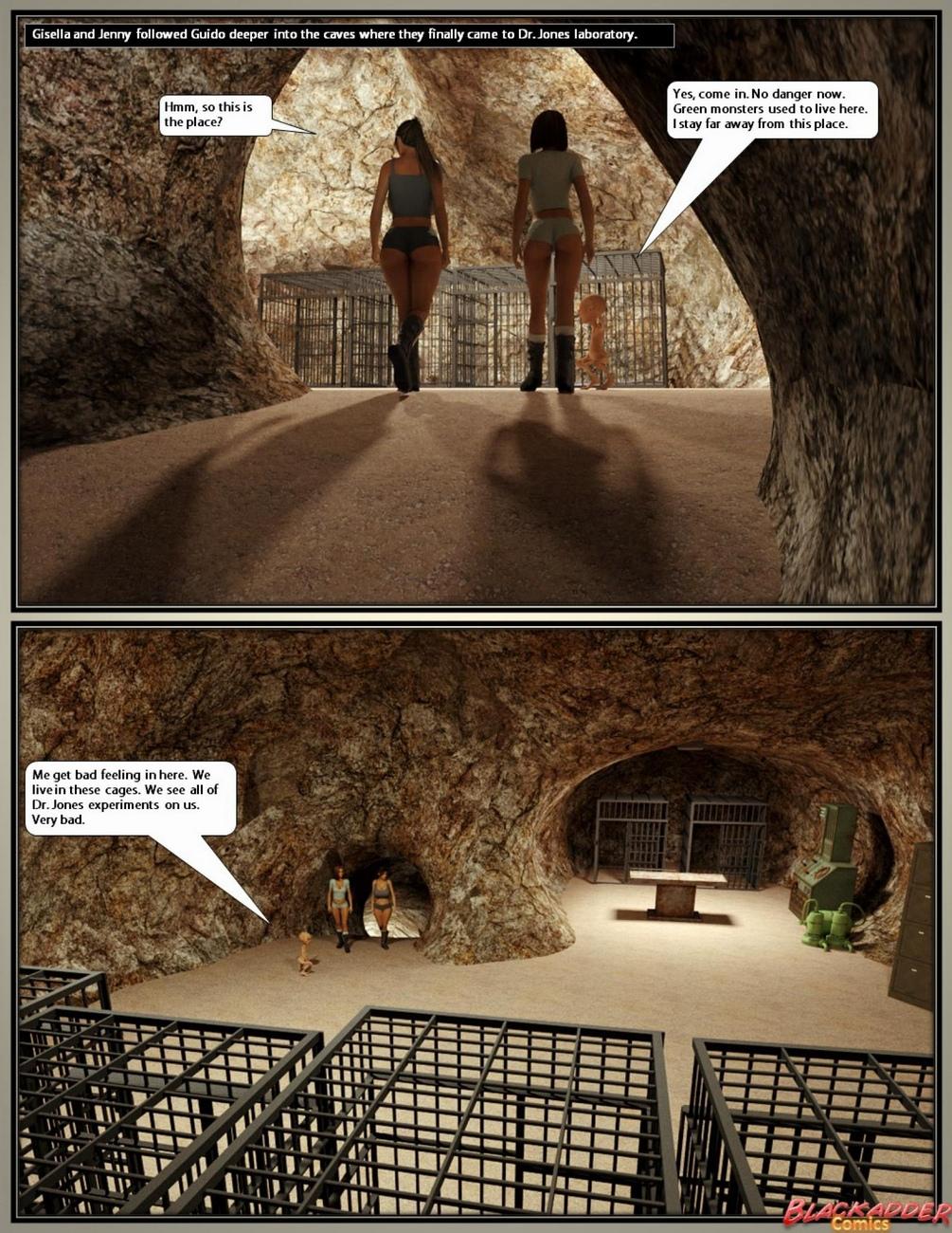 Gisella Moretti - The Hole - part 5