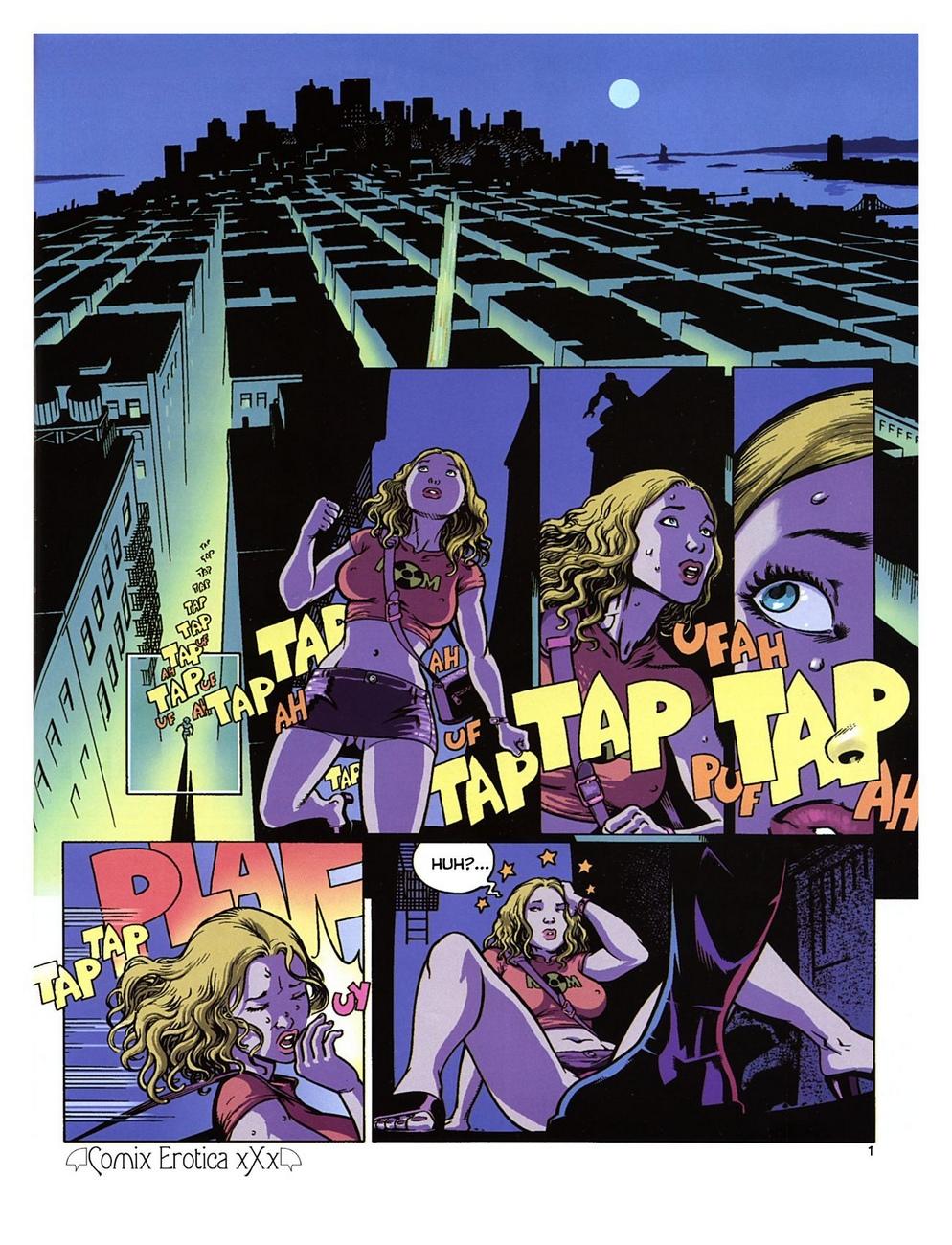 Superheroes Of New Yerk