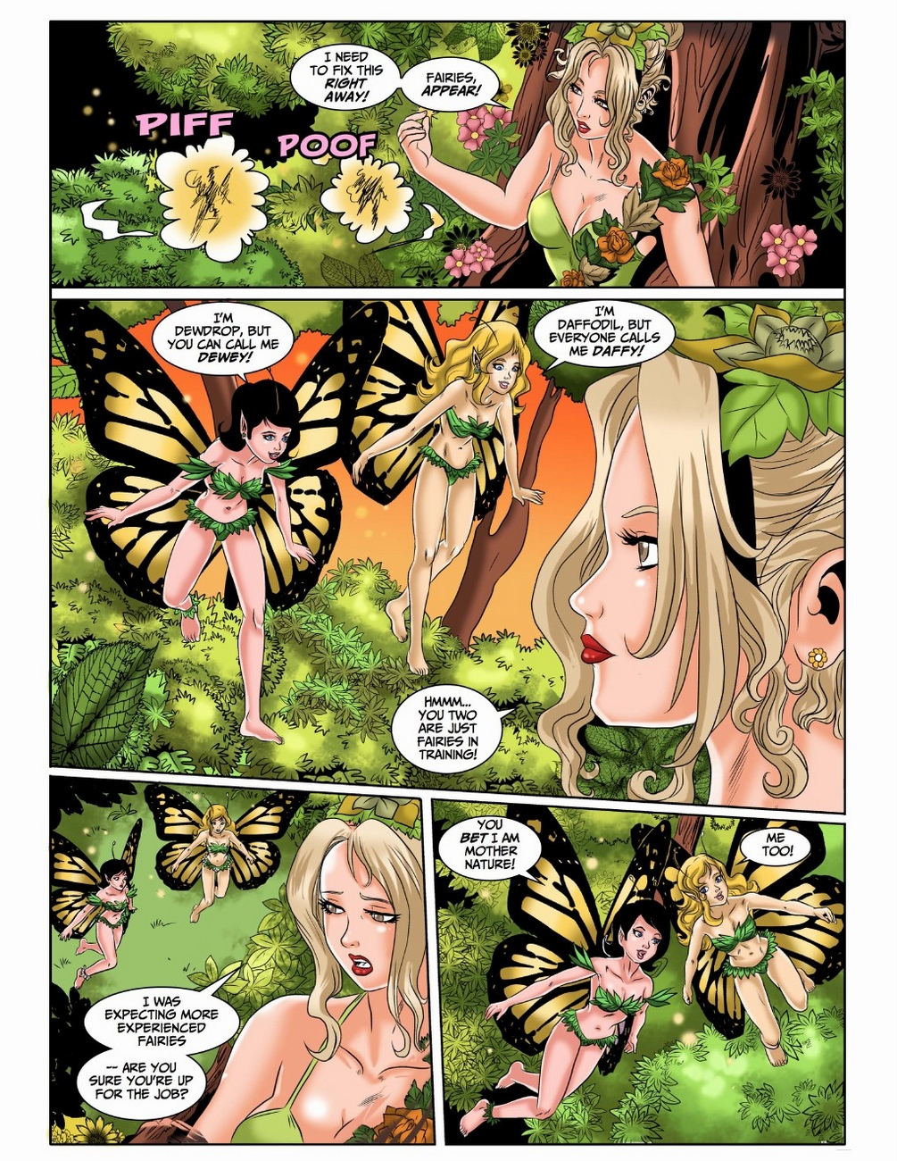 The Puberty Fairies 1