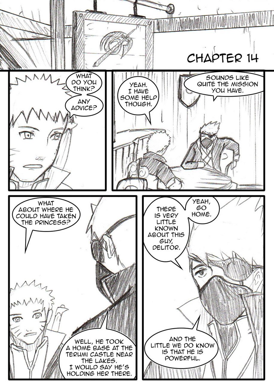 Naruto-Quest 14 - A Moment Of Rest