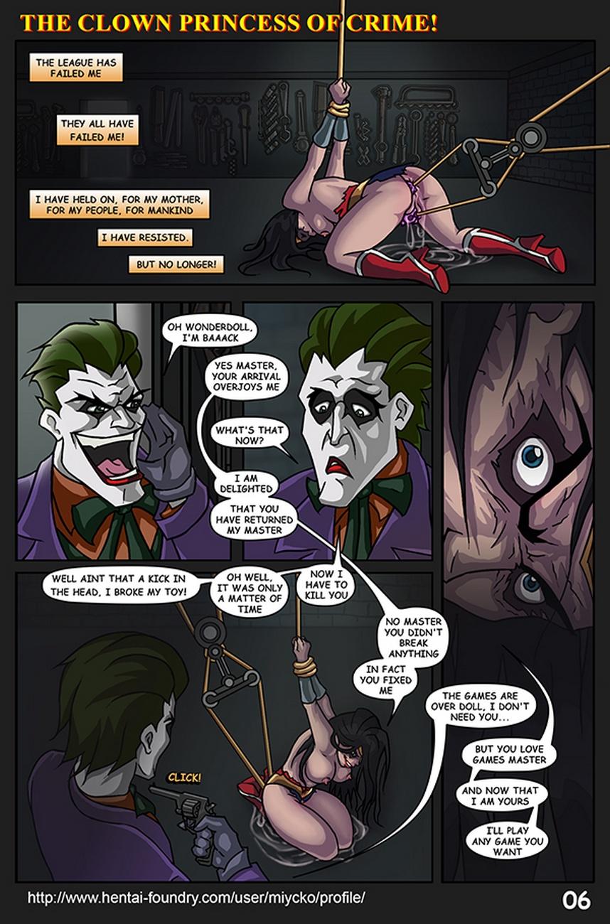 The Clown Princess Of Crime