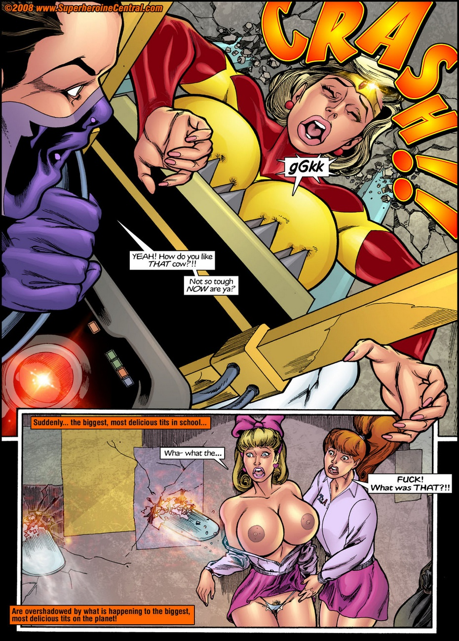 Mighty Girl 1 - part 2