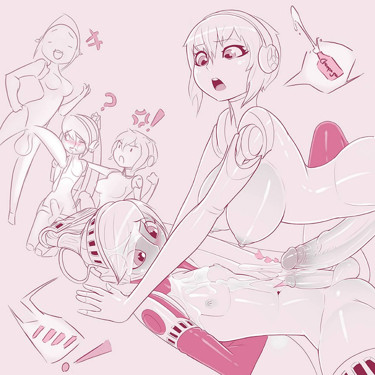 Labrys And Pals