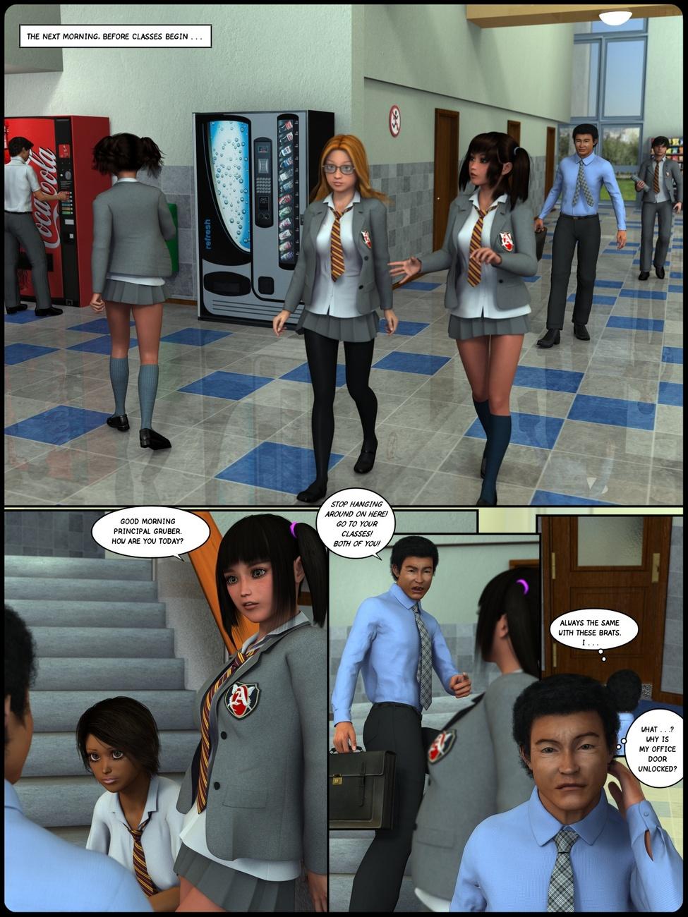 School Gals - part 2