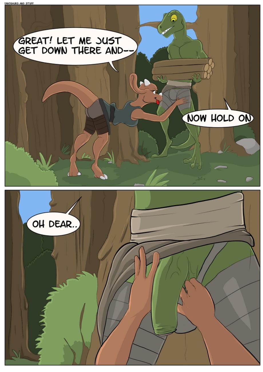 Dinosaurs And Stuff