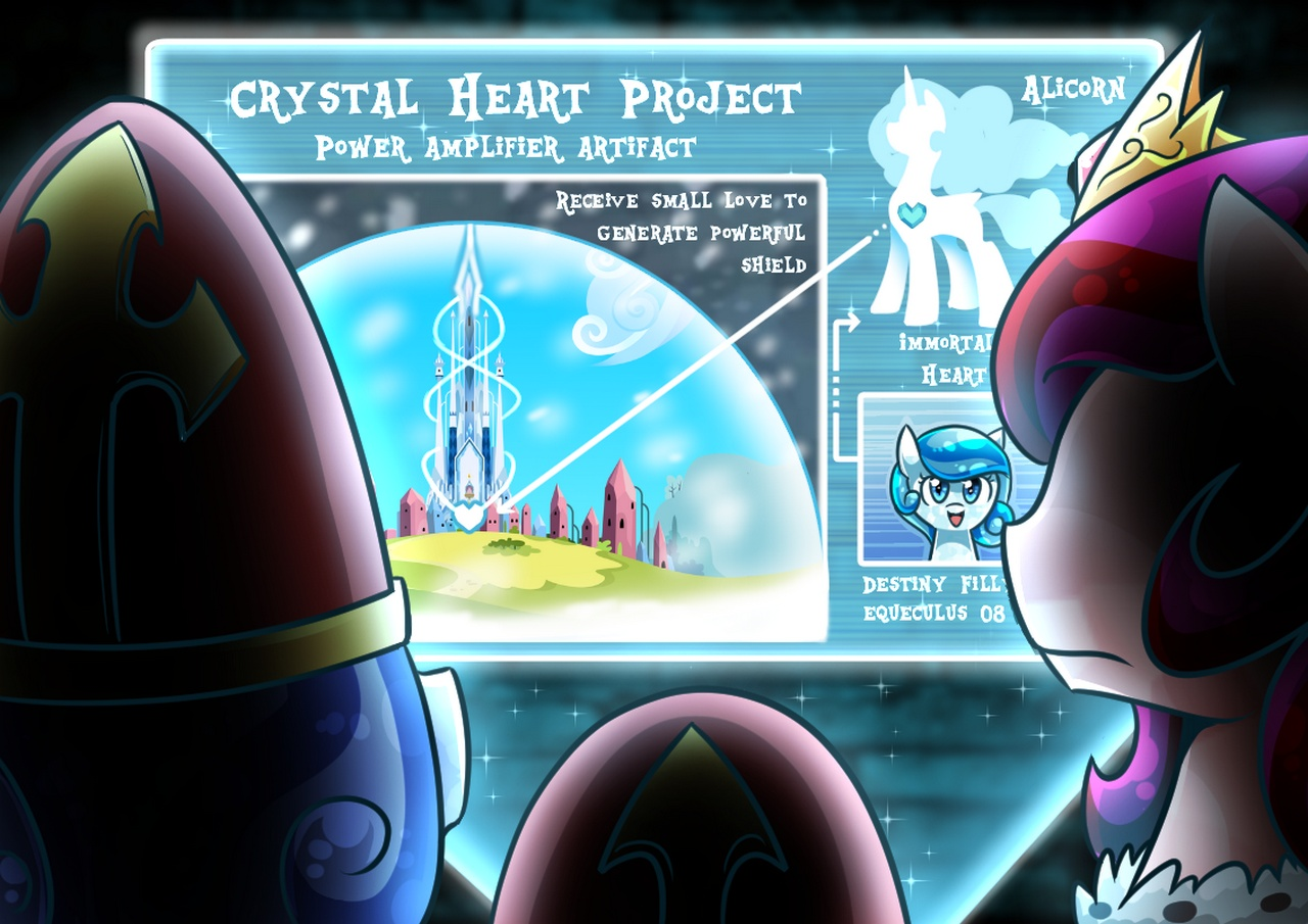 Crystal Shadow - part 2