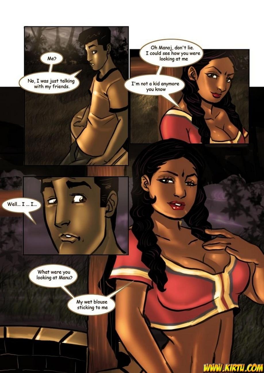 Savita Bhabhi 6 - Virginity Lost