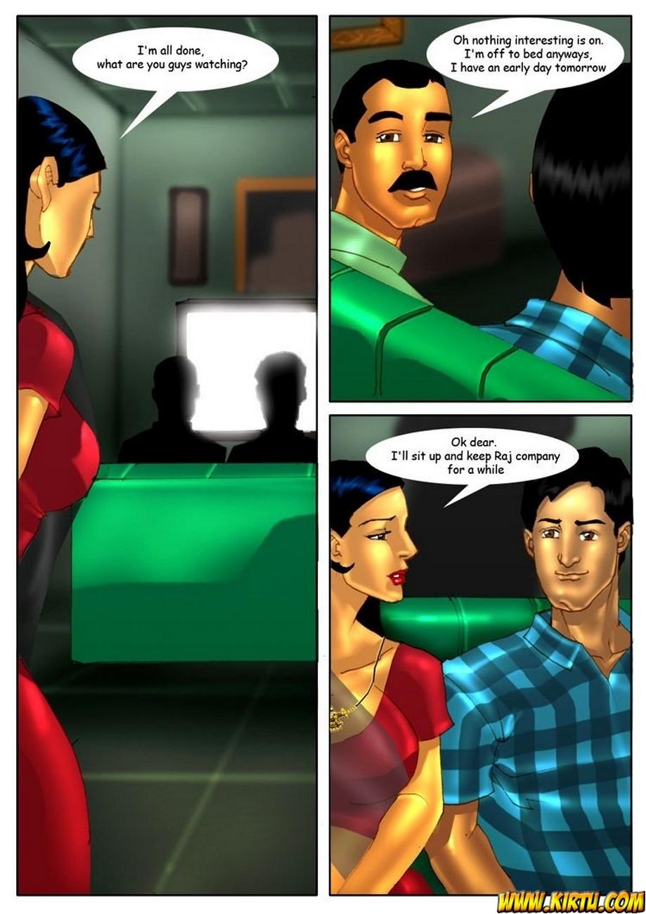 Savita Bhabhi 4 - Visiting Cousin