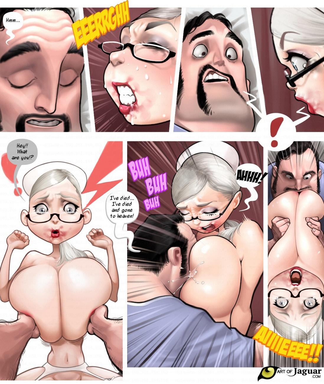 Night Nurse Sara - part 2