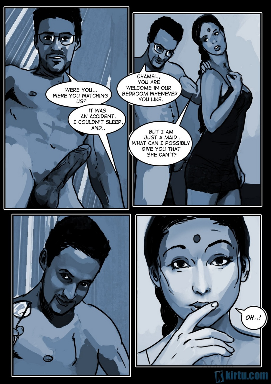 The Maid - Their Need, Her Pleasure - part 3